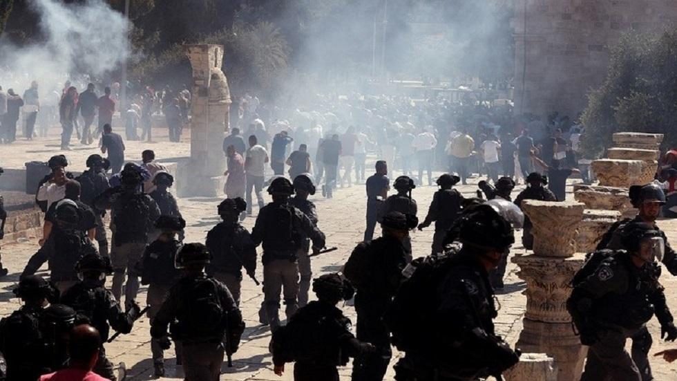 مستشار الأمن القومي الأمريكي لوزير الخارجية القطري: على غزة إيقاف إطلاق الصواريخ على إسرائيل فورا
