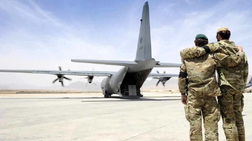 صحيفة: واشنطن قد تنقل قوات من أفغانستان إلى آسيا الوسطى