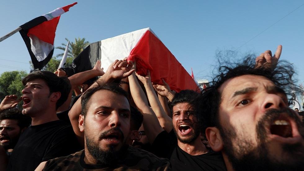إيران تدين الهجوم على قنصليتها في كربلاء