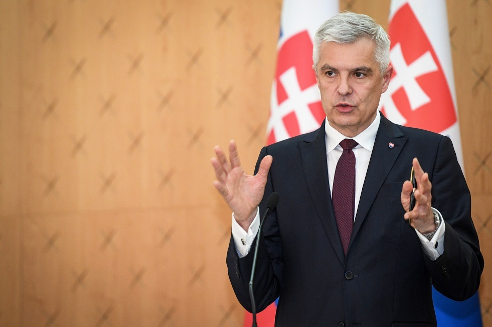 سلوفاكيا تؤكد ضرورة وقف التدهور السلبي للعلاقات مع روسيا