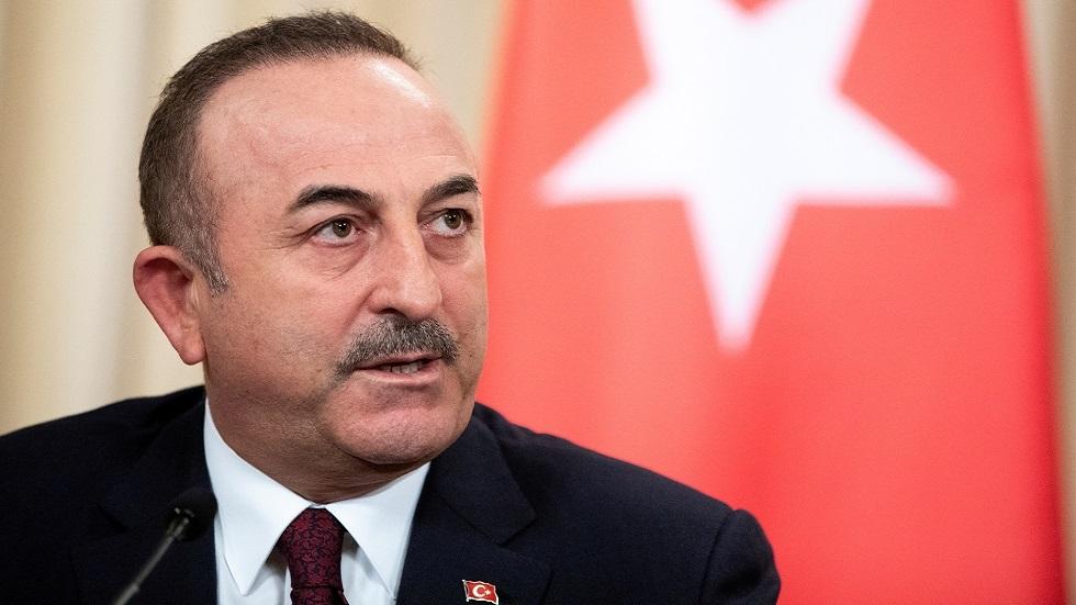 وزير الخارجية التركي مولود تشاووش أوغلو يتوجه اليوم إلى الرياض