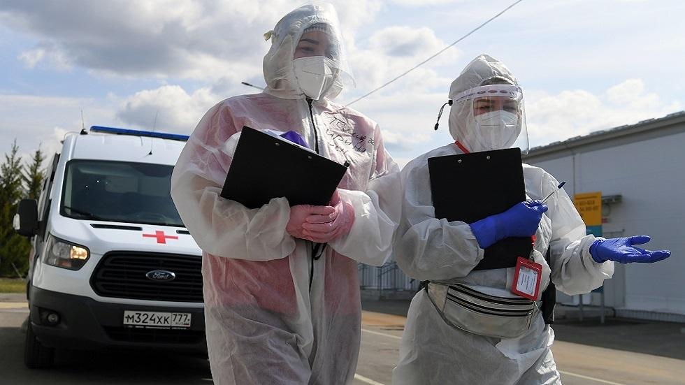 كورونا في روسيا.. 321 وفاة وأكثر من 8 آلاف إصابة خلال يوم