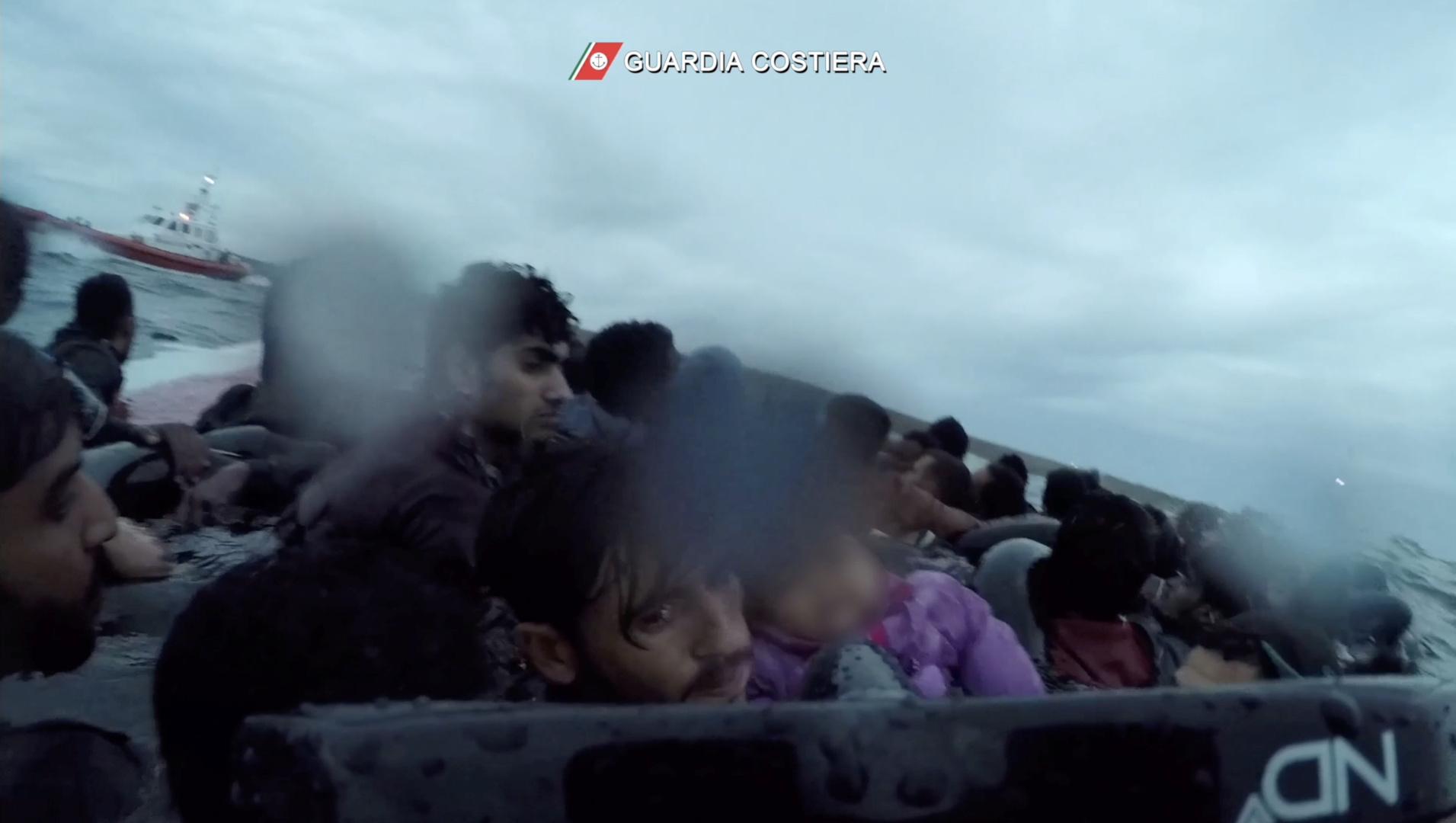 منظمة إنسانية تحذر من كارثة إنسانية في المتوسط