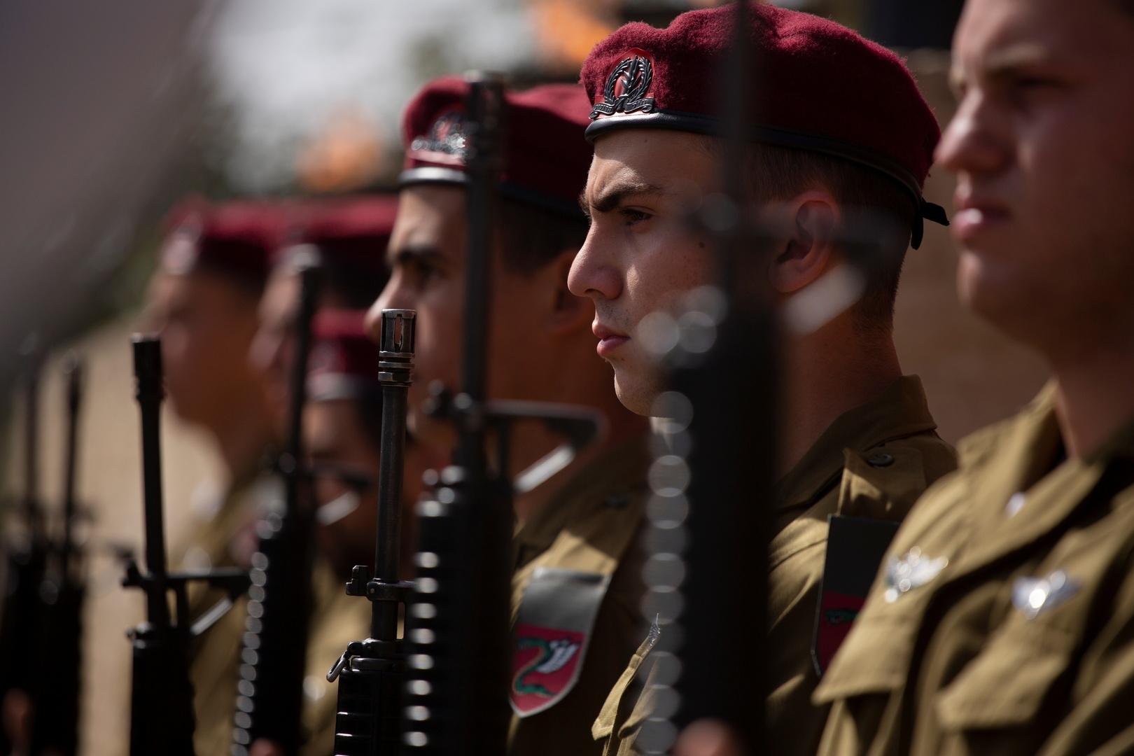 عناصر من الجيش الإسرائيلي، أرشيف