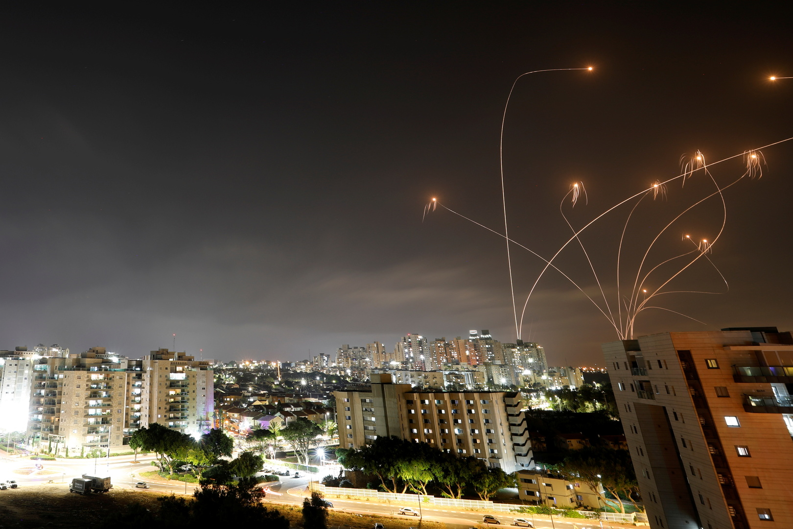 الرئاسة الفلسطينية تحمل إسرائيل مسؤولية التصعيد في غزة والقدس