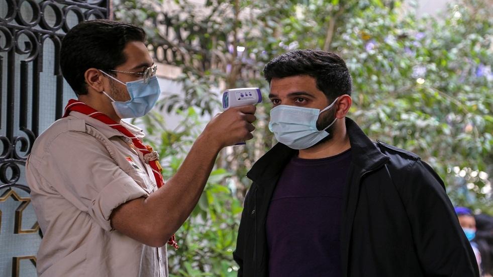 مصر.. 1150 إصابة جديدة بفيروس كورونا و68 وفاة