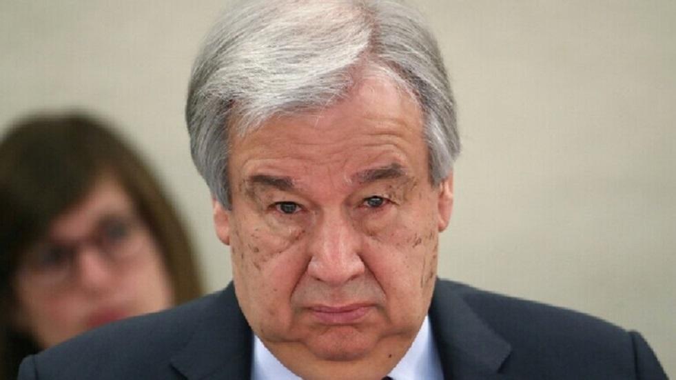 غوتيريش يقيم آفاق قمة الأعضاء الدائمين بمجلس الأمن الدولي