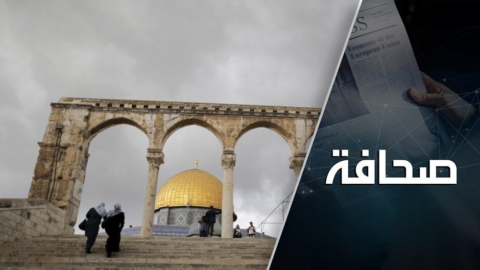 يوم الأقصى حل على إسرائيل