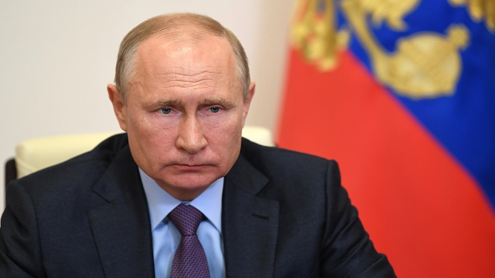 بعد هجوم مدرسة قازان.. بوتين يعزي ذوي الضحايا ويوعز بتشديد قواعد حمل الأسلحة