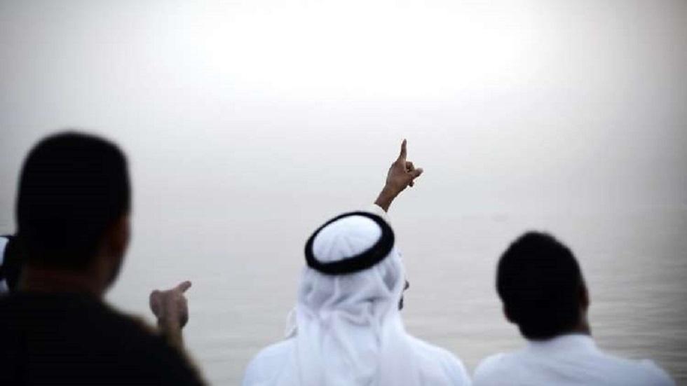 تحري الهلال في بعض البلدان العربية - أرشيف