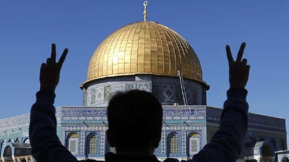 فلسطين.. استهداف مبنى ملاصق لمقر السفير القطري وتدميره بالكامل