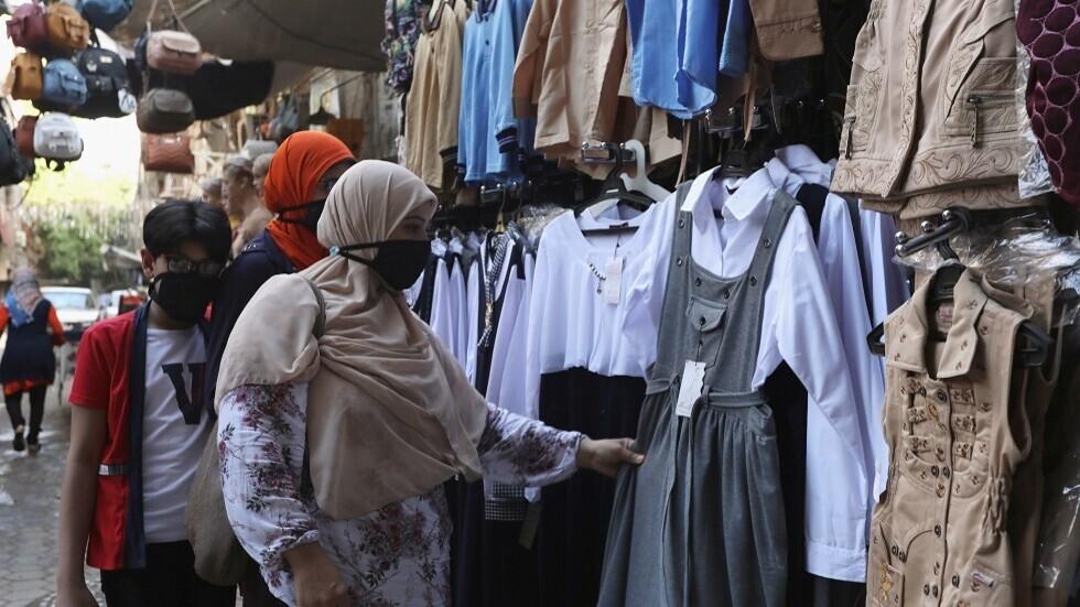 مصر.. 1180 إصابة جديدة بفيروس كورونا و61 حالة وفاة
