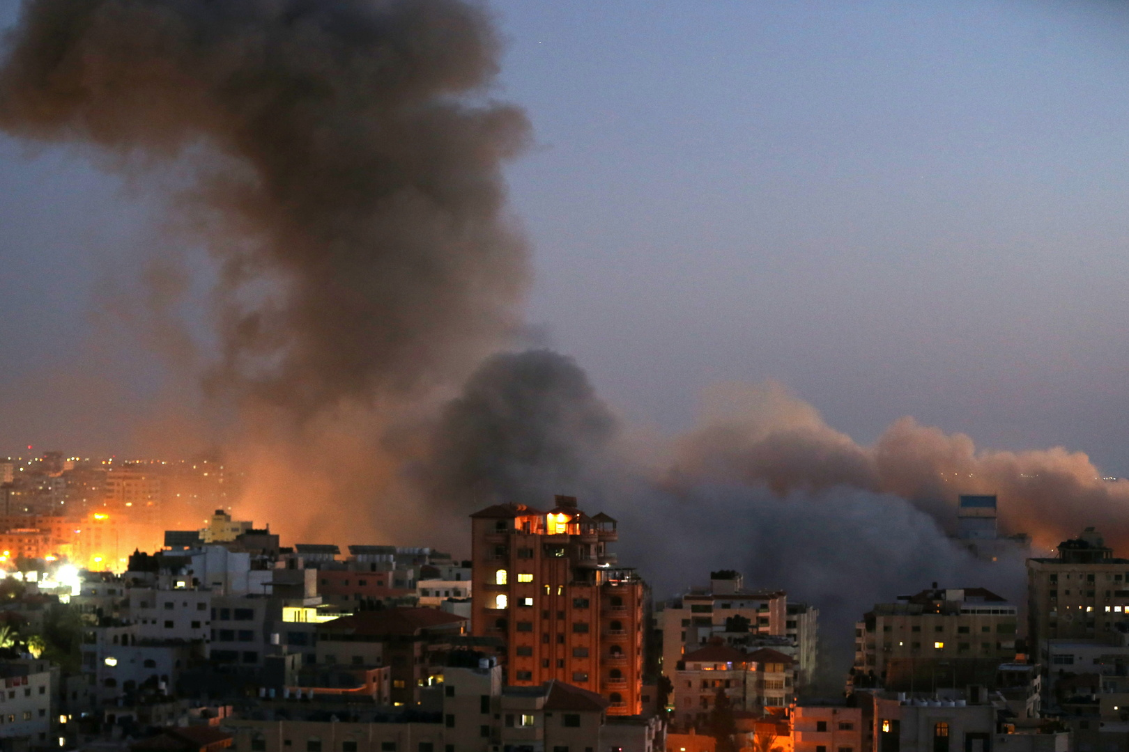 الصحة في غزة تعلن عن سقوط 35 قتيلا بينهم 12 طفلا و233 جريحا بالقصف الإسرائيلي على القطاع