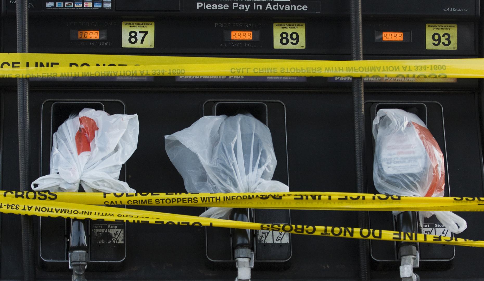نفاد الوقود في جنوب شرق الولايات المتحدة بعد الهجوم الإلكتروني على شبكة