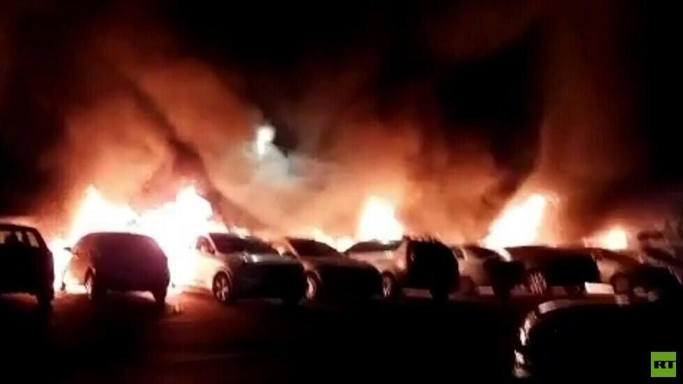 مراسلتنا: صفارات الإنذار تدوي الآن في مدينة الرملة وضواحيها