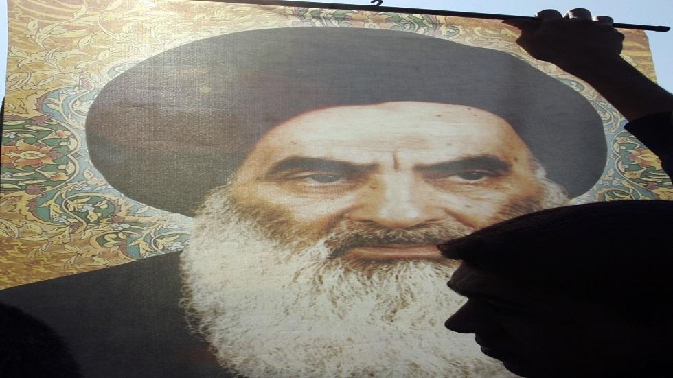 المرجع الديني الأعلى علي السيستاني