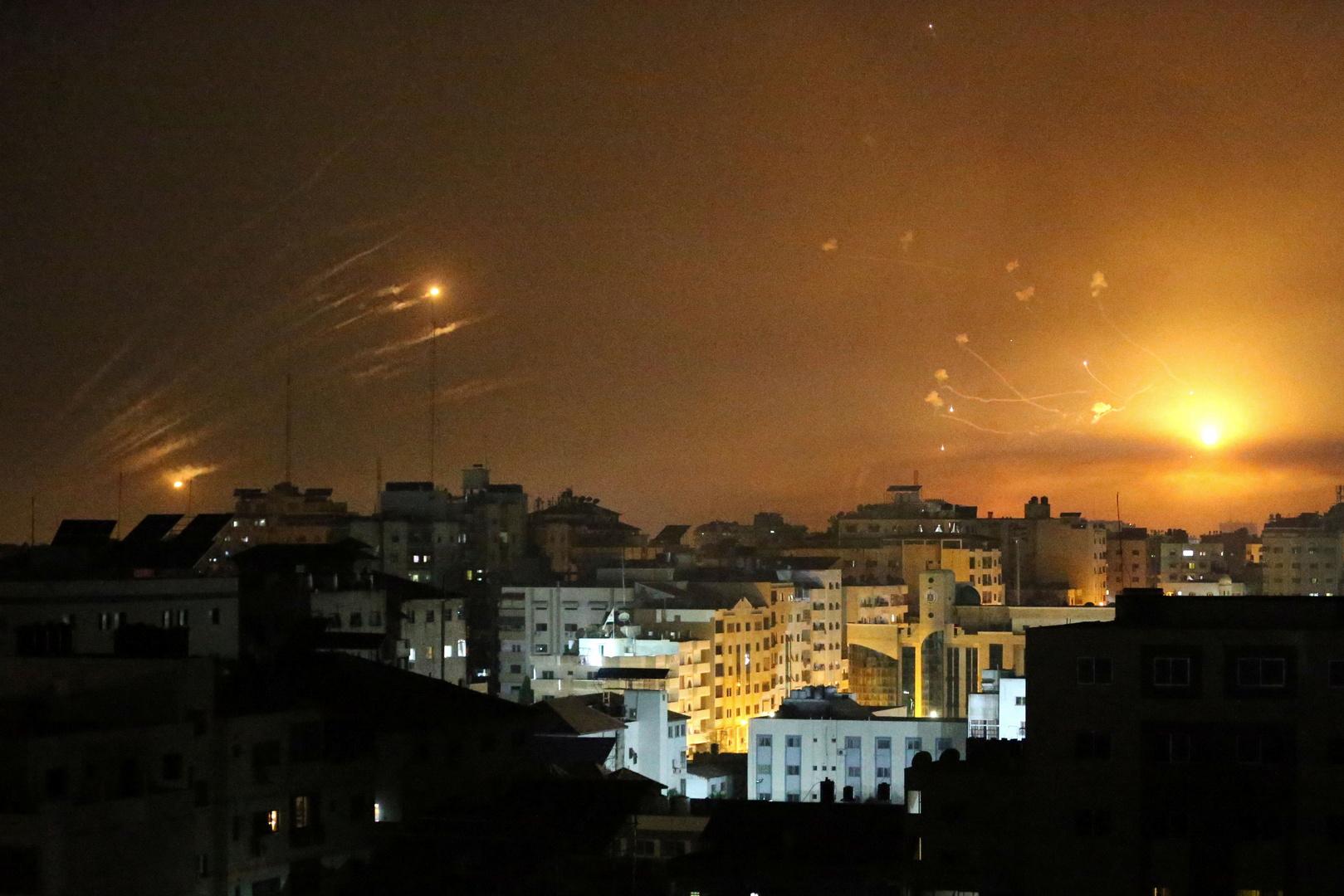تضرر مدارس جراء القصف الإسرائيلي المتواصل على غزة