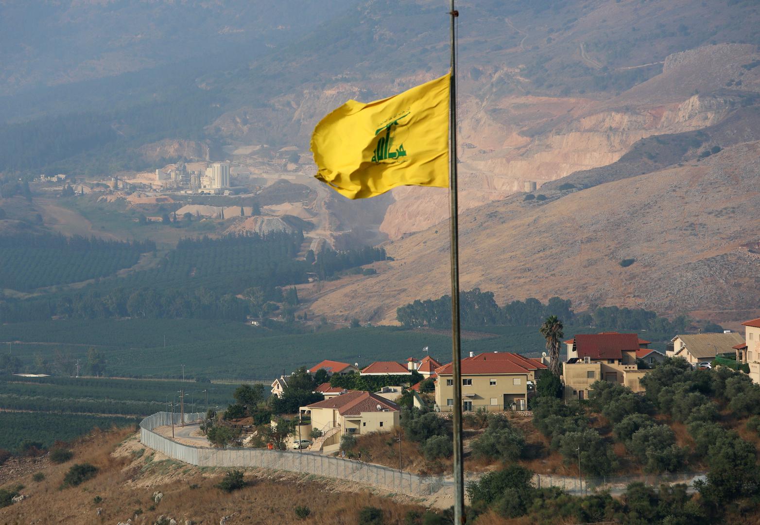 حدود لبنان الجنوبية، صورة من الأرشيف