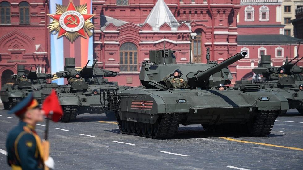 صحيفة أمريكية تبرز أهم 5 نماذج من المعدات الحربية المشاركة في العرض العسكري 9 مايو