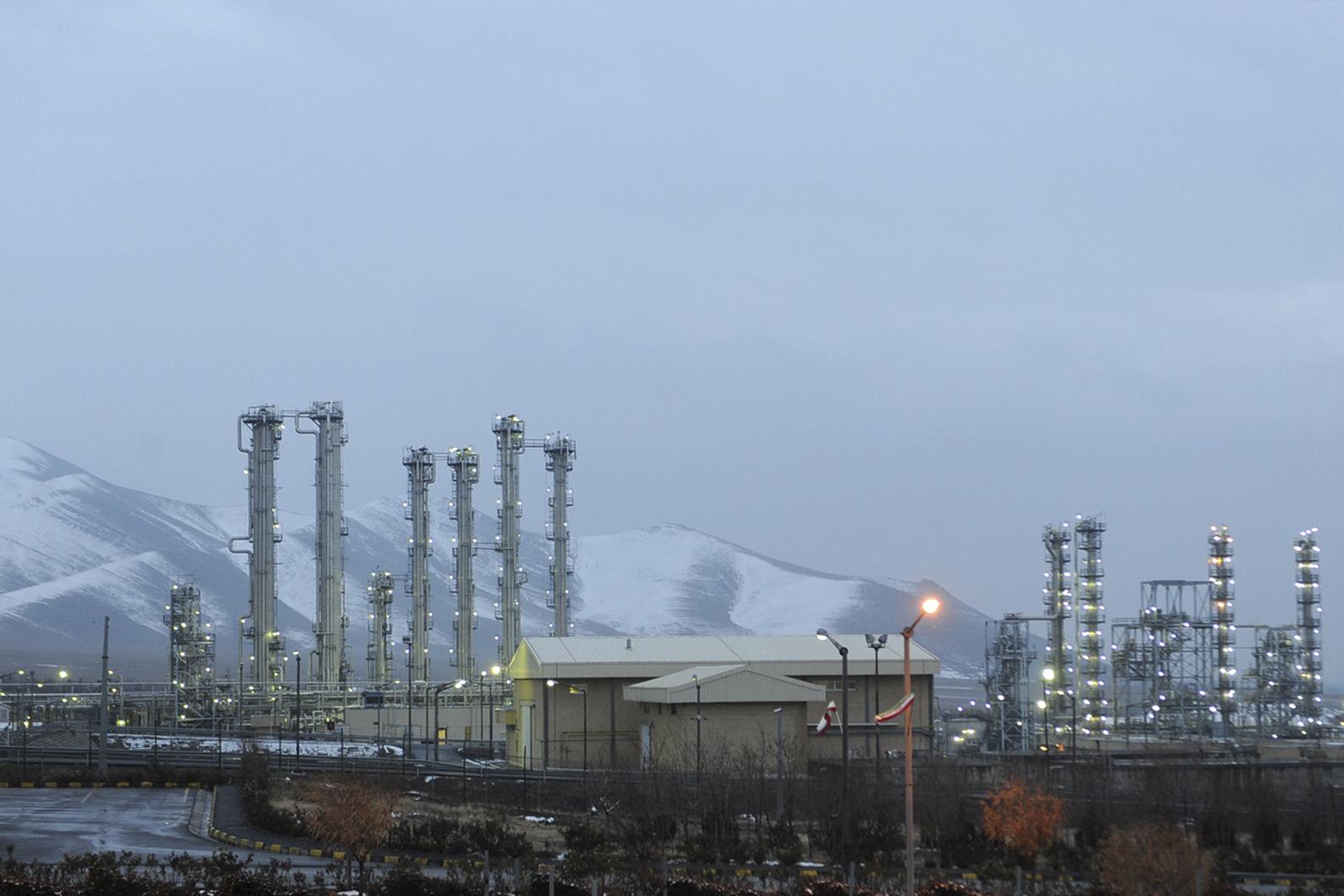 وكالة الطاقة الذرية: إيران خصبت اليورانيوم لأعلى درجة نقاء حتى الآن