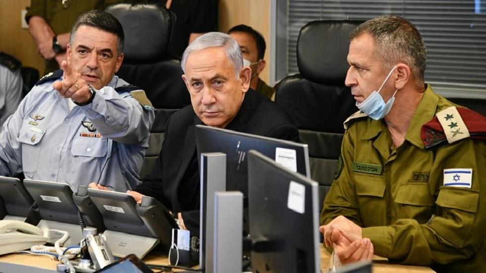 """""""الكابينت"""" الإسرائيلي يصادق على توسيع نطاق العمليات العسكرية ضد غزة"""