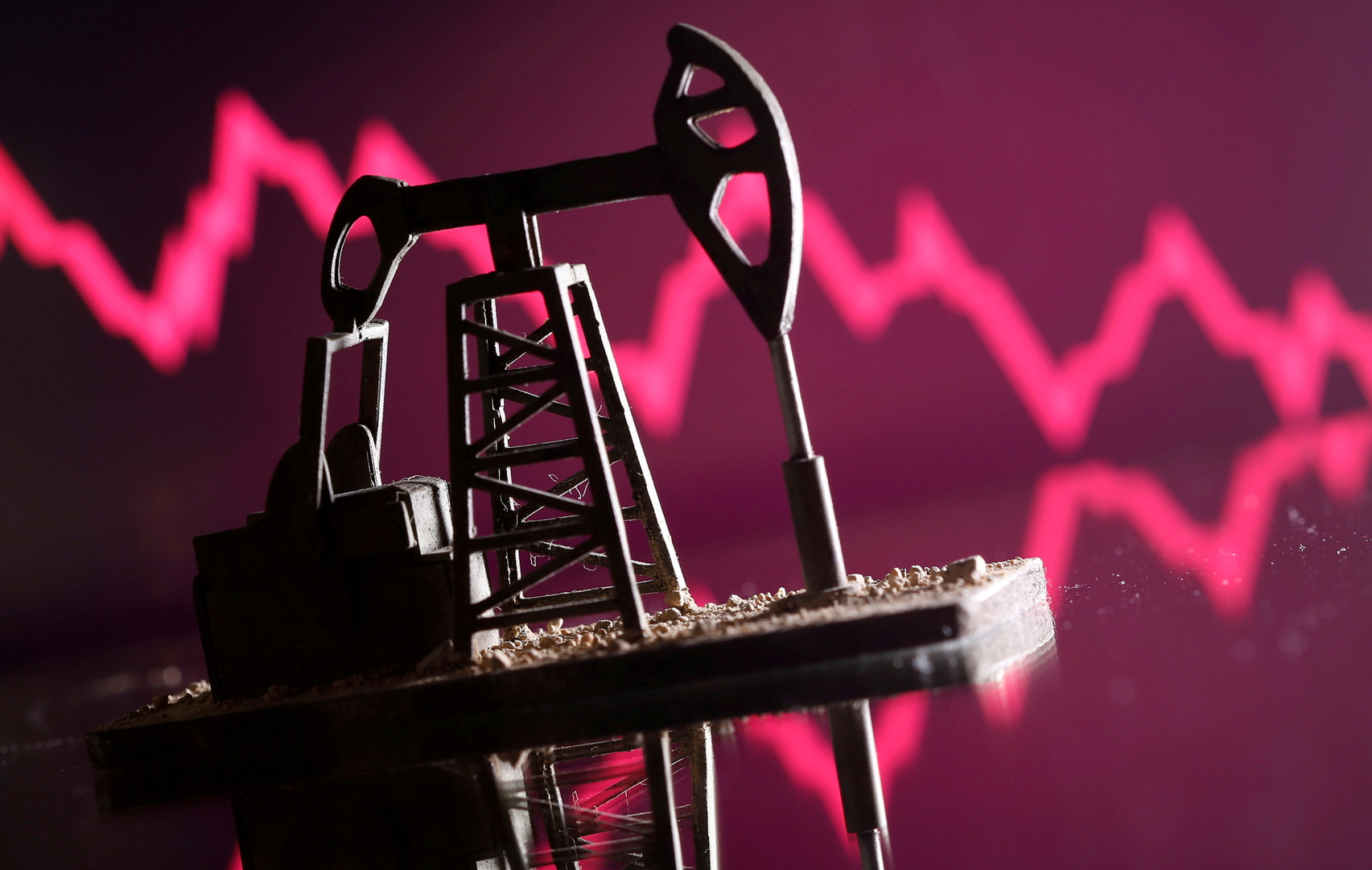 صعود النفط لأعلى مستوى في 8 أسابيع مدعوما بآمال الطلب وتراجع صادرات الخام الأمريكية