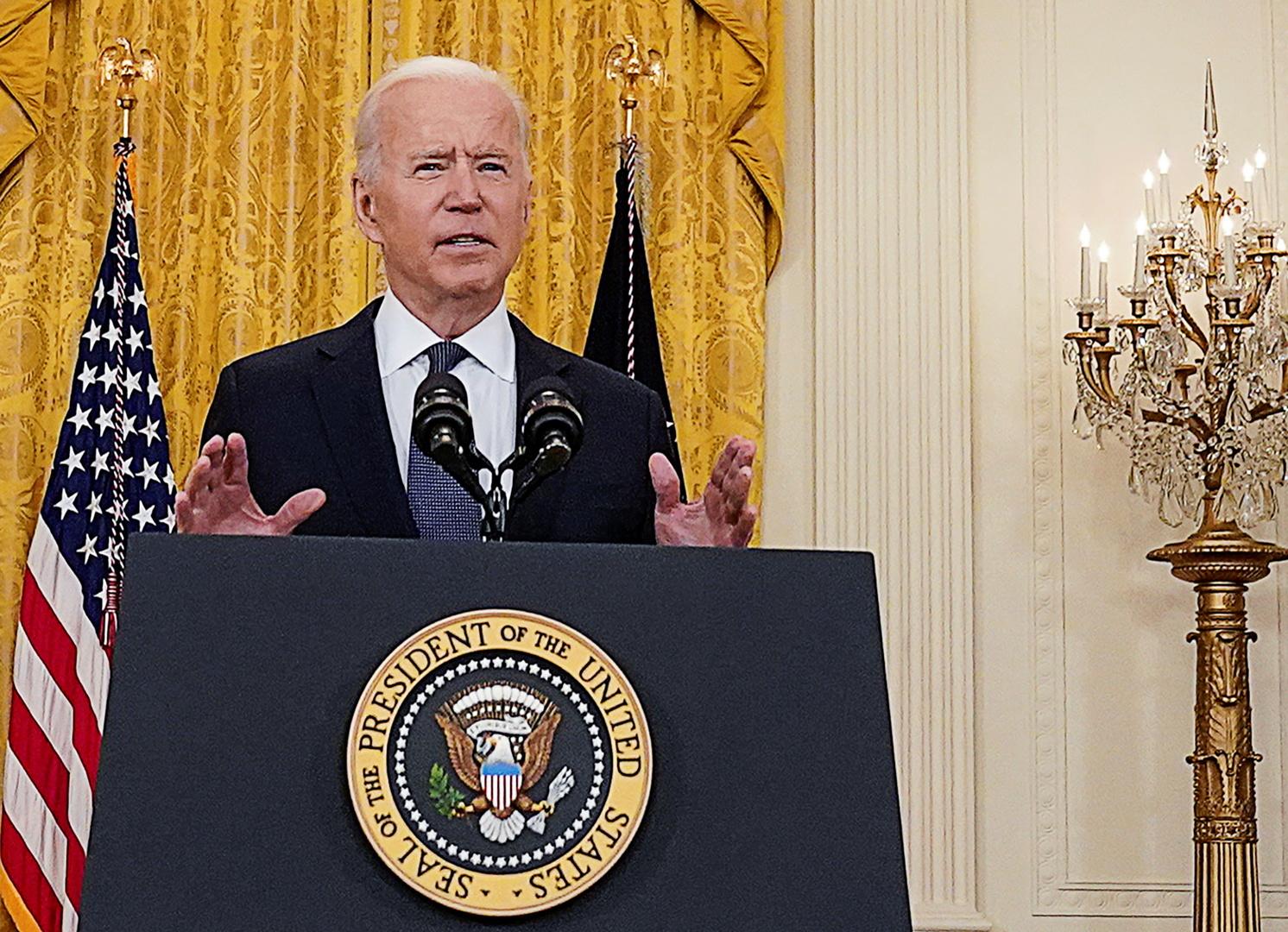 بايدن يوقع أمرا تنفيذيا حول تعزيز الأمن السيبراني للولايات المتحدة
