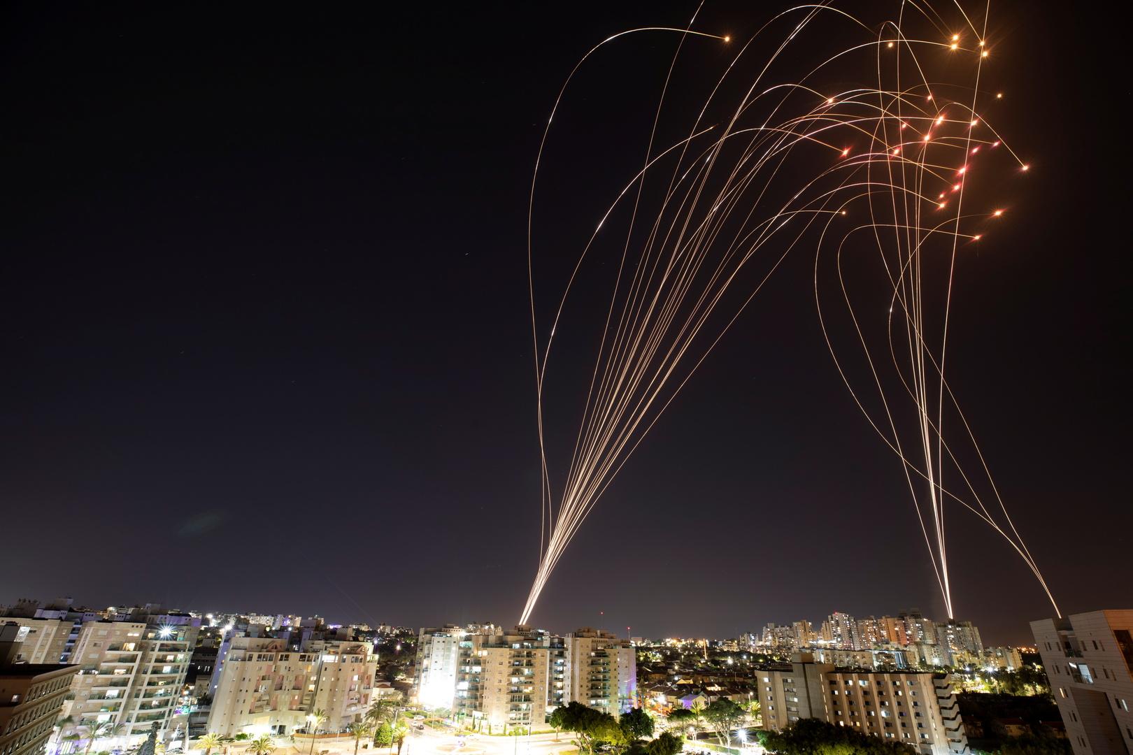 الفصائل الفلسطينية توسع دائرة أهدافها وتصيب مناطق شمال إسرائيل