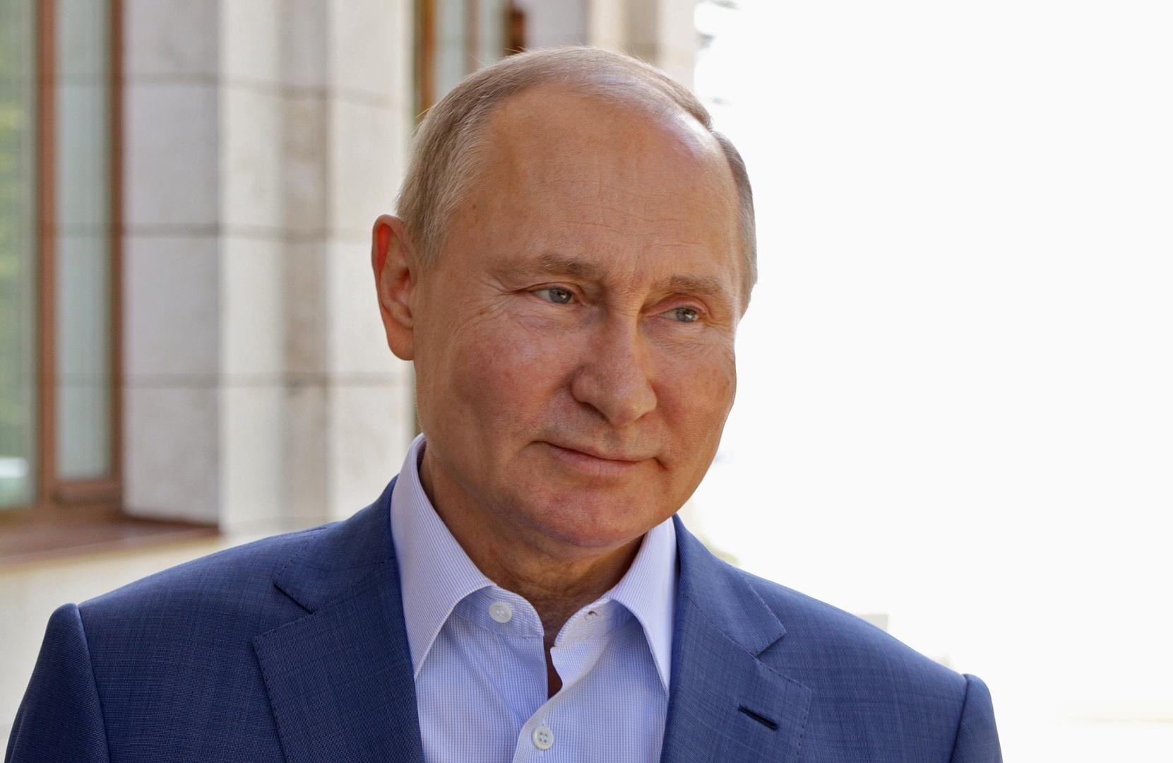 الكرملين يتحدث عن صحة بوتين
