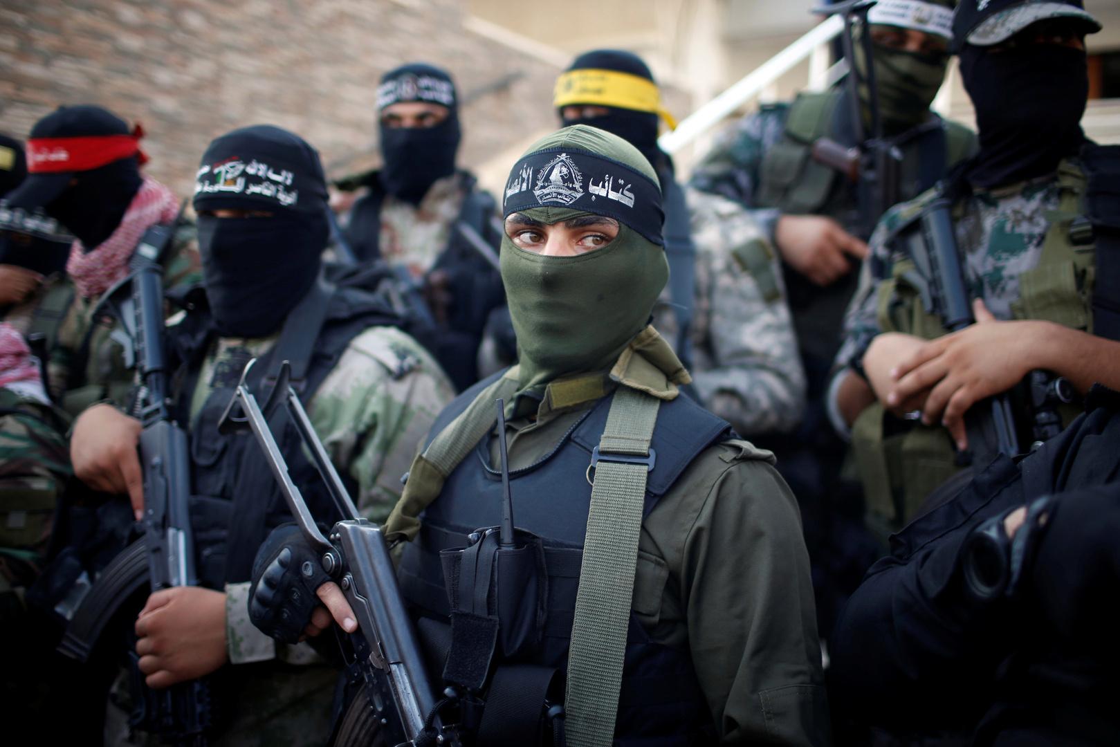 كتائب الناصر صلاح الدين: تهديدات العدو بحرب برية على قطاع غزة لن نقابلها إلا بالحديد والنار