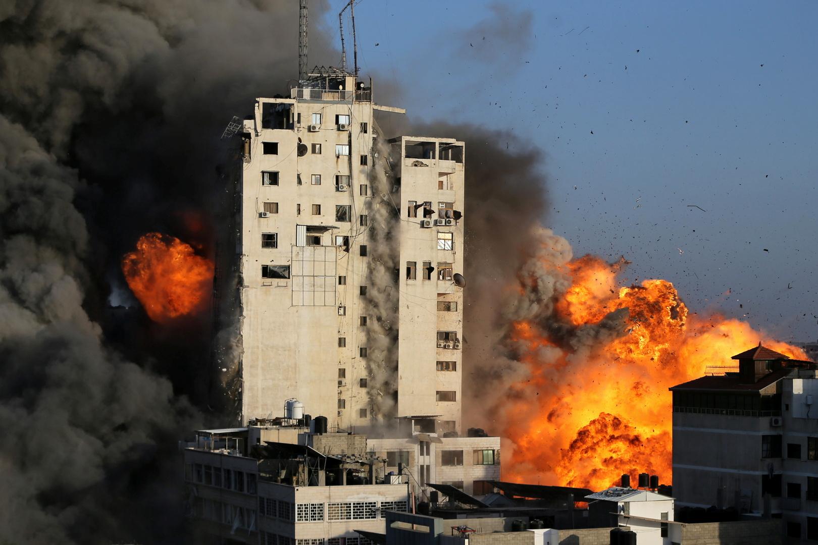 تطورات الحرب الإسرائيلية الفلسطينية في يومها التاسع لحظة بلحظة