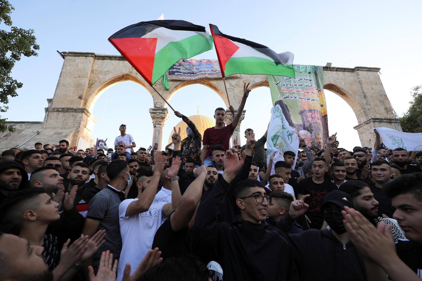 العراق يدين بأشد العبارات الإعتداءات الإسرائيلية على الفلسطينيين