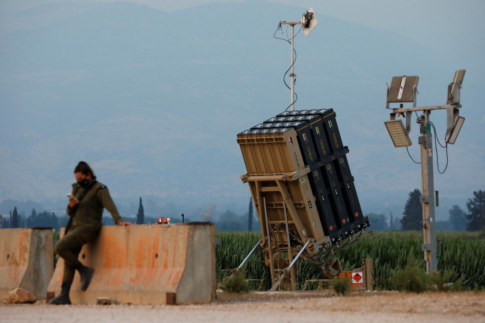 الجيش الإسرائيلي يكشف عدد الصواريخ التي أطلقت من غزة منذ الاثنين الماضي