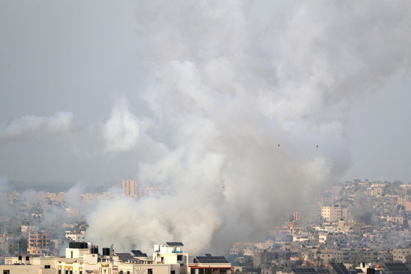 كتائب القسام تعلن تنفيذ عدة هجمات ضد أهداف إسرائيلية عبر طائرات مسيرة