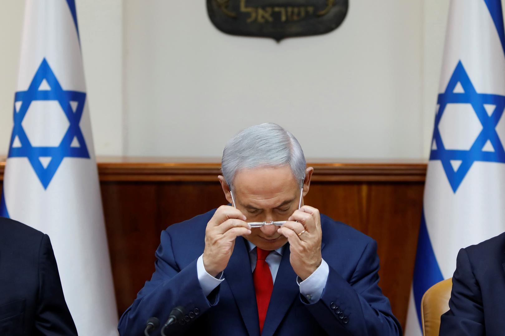 نتنياهو: قررنا تشديد هجماتنا ضد