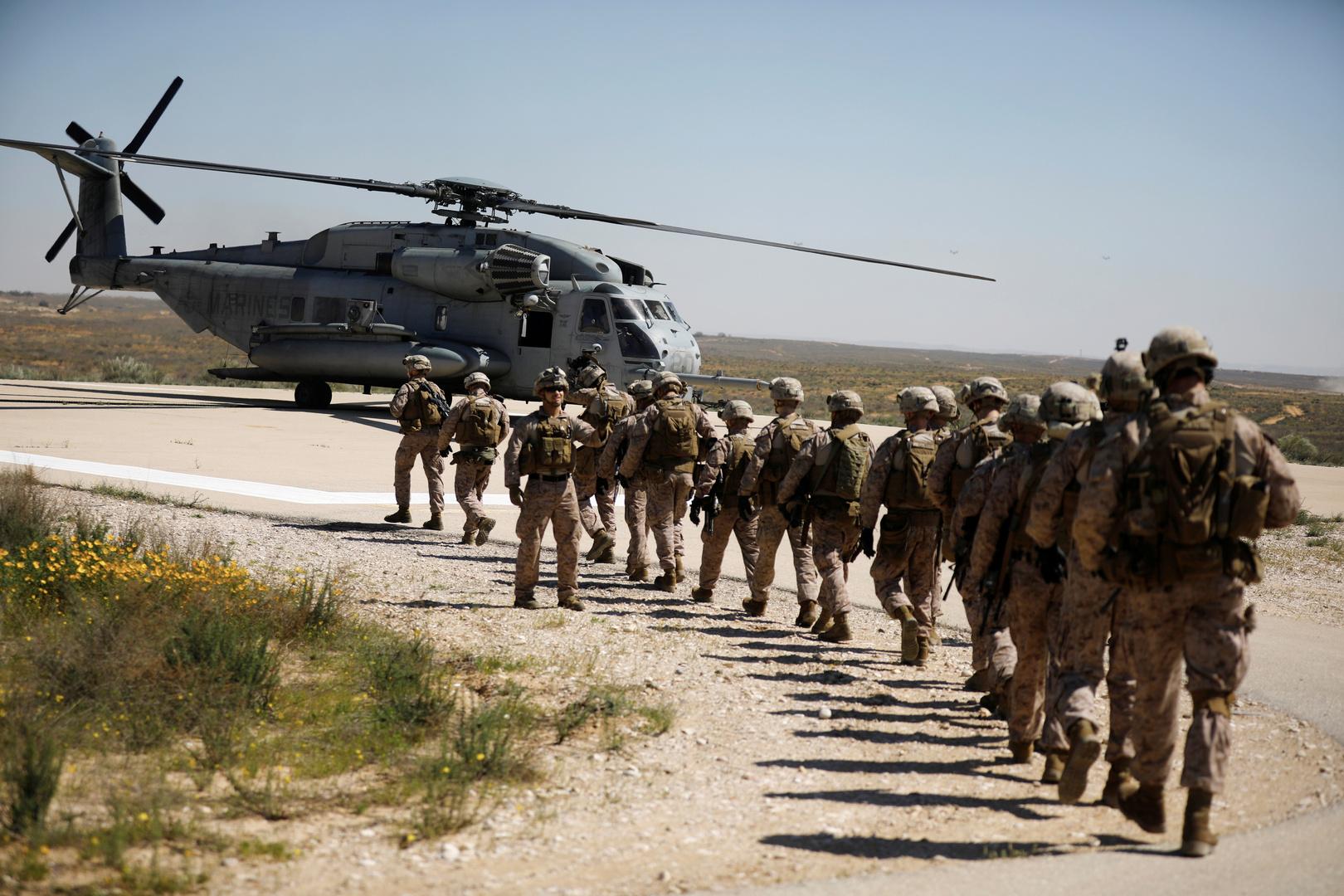 الجيش الأمريكي يسحب 120 من عناصره العسكريين والمدنيين من إسرائيل