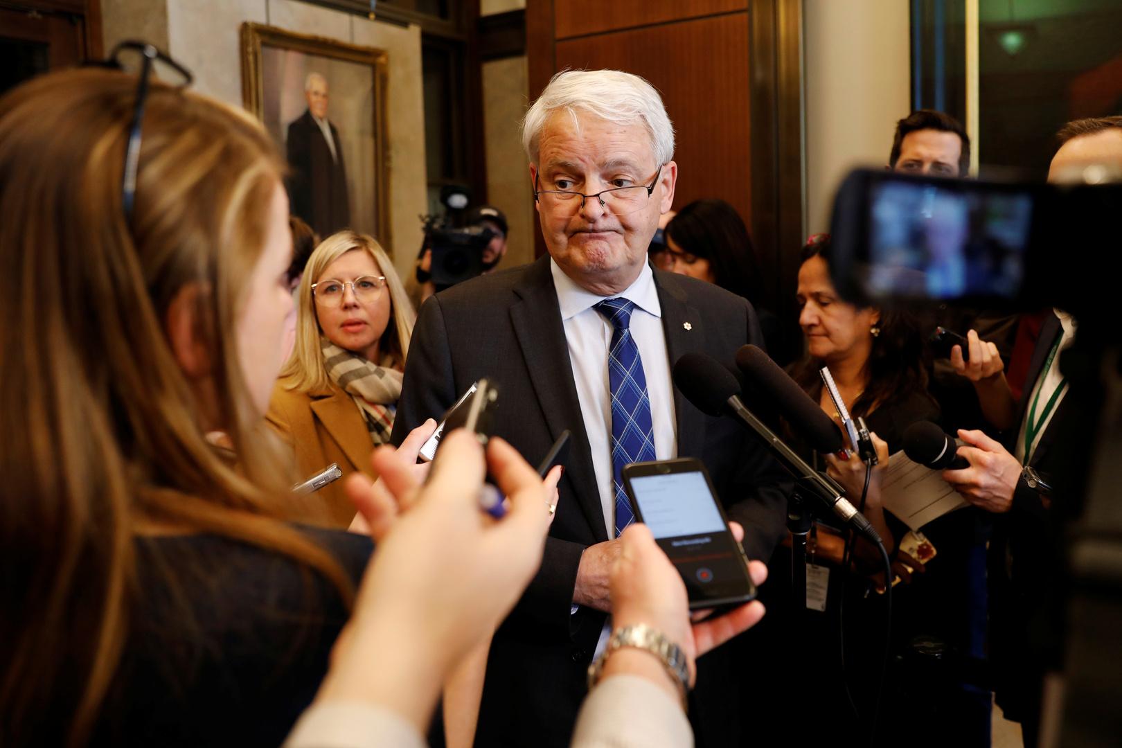 كندا تطلق أقوى تصريح ضد إيران بشأن إسقاط الطائرة الأوكرانية