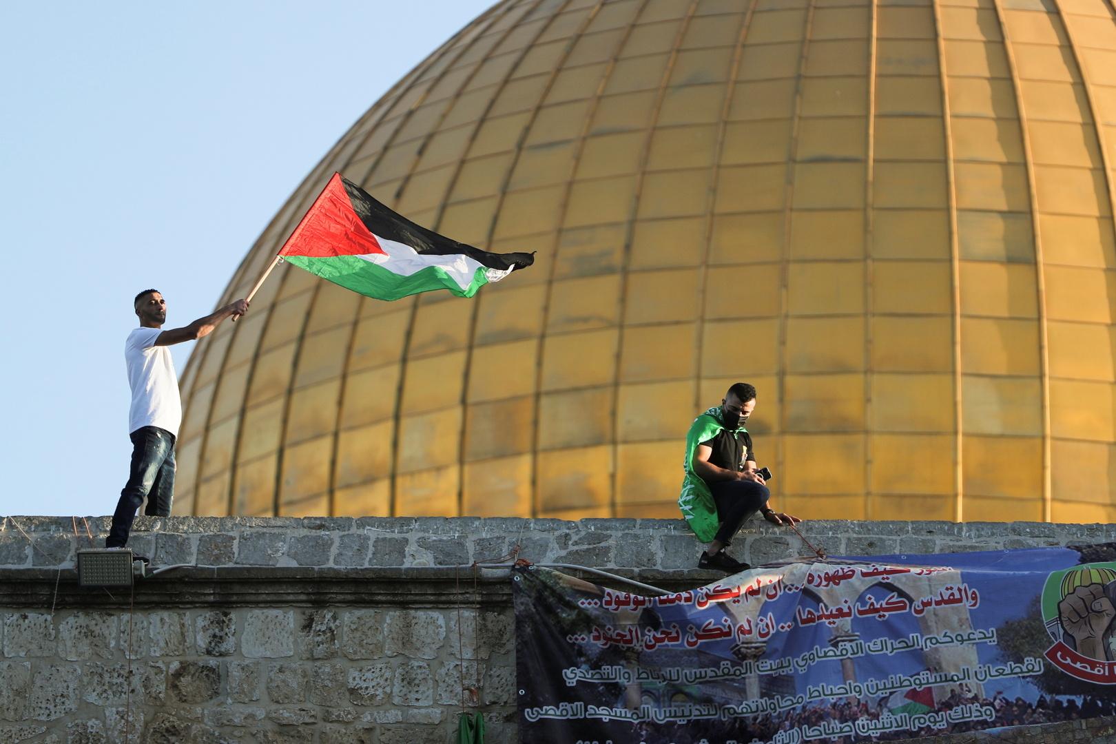 متابعة متواصلة لآخر تطورات الوضع في الأراضي الفلسطينية