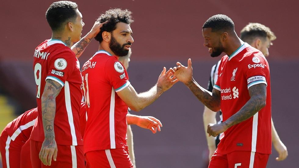 مصيره بين يديه.. فرص ليفربول للتأهل لدوري أبطال أوروبا
