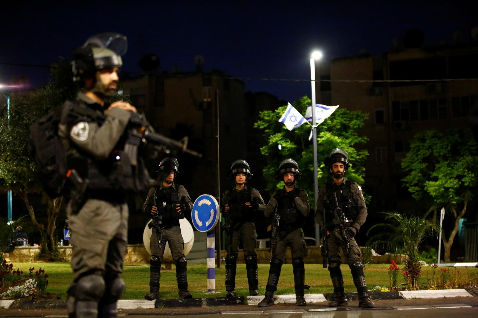 750 موقوفا على خلفية الاضطرابات الاجتماعية المتواصلة في إسرائيل