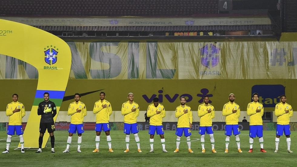 قائمة البرازيل لتصفيات مونديال قطر 2022