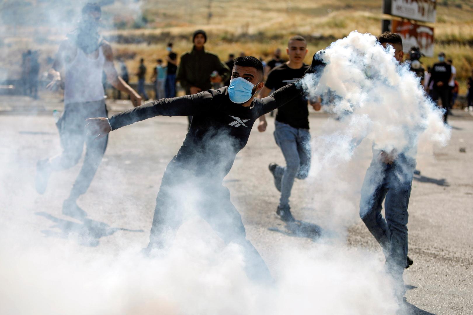 تطورات الحرب الفلسطينية الإسرائيلية في يومها السادس