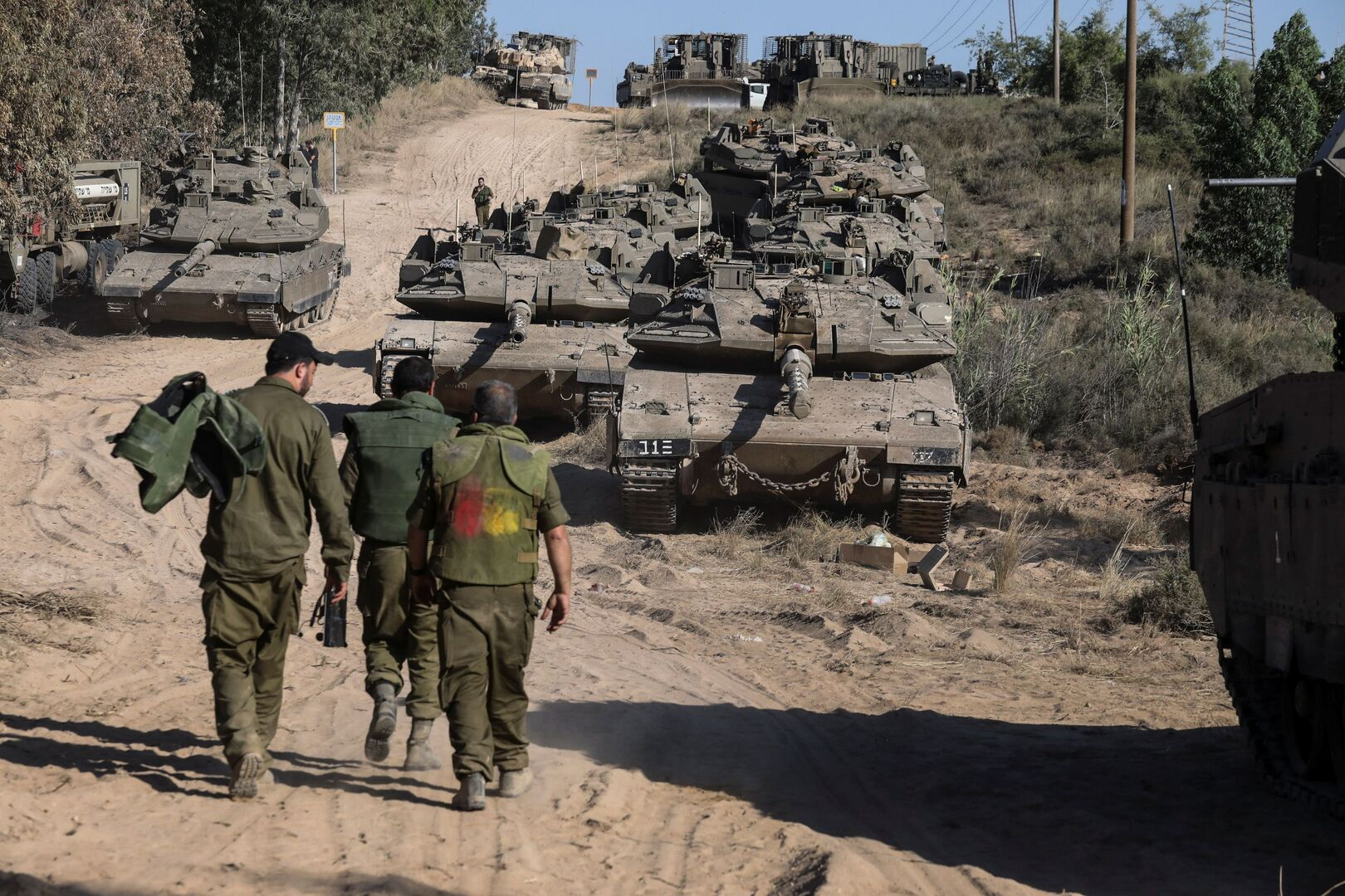 ارتفاع حصيلة القتلى الإسرائيليين إلى 9 أشخاص