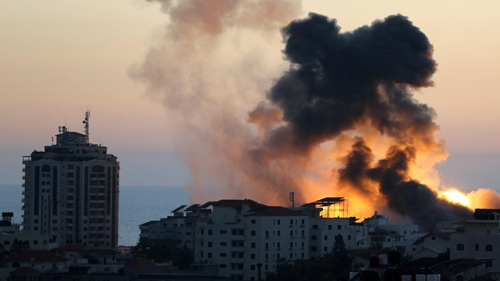 200 صاروخ من غزة على عسقلان وبئر السبع وإسدود الليلة الماضية