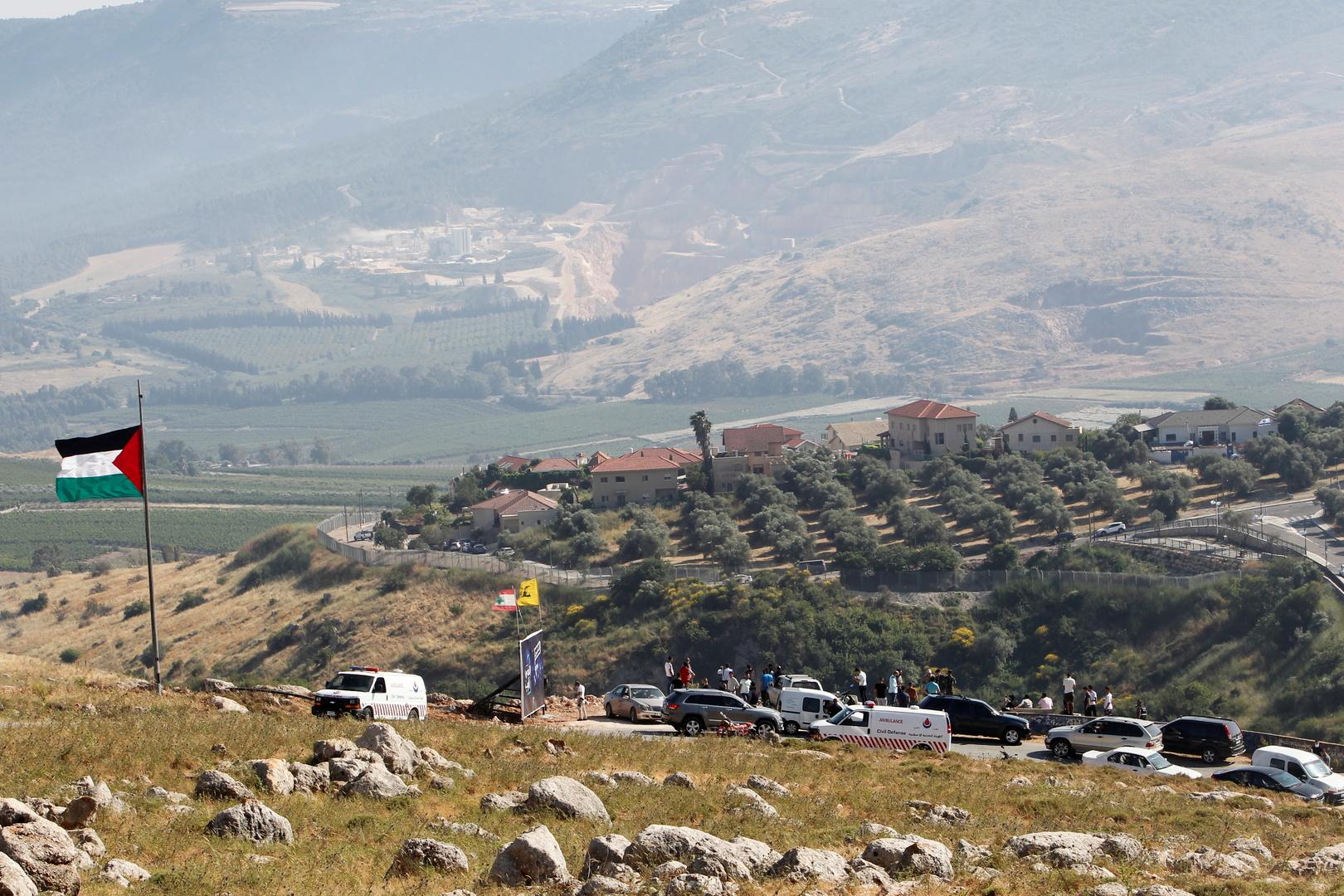 إسرائيل تدعو لبنان لتحمل مسؤوليته بعد مظاهرات أمس على الحدود