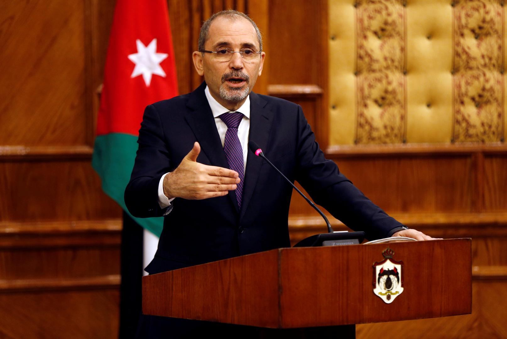 الأردن يدعو المجتمع الدولي لاتخاذ خطوات فورية لحماية الشعب الفلسطيني