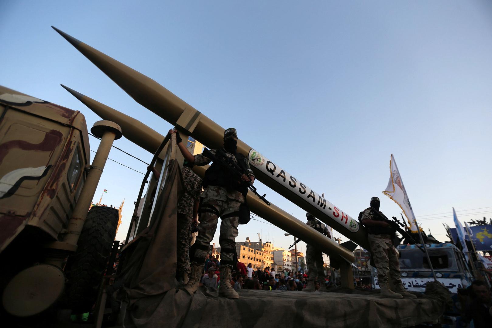 إطلاق صفارات الإنذار في سديروت عقب إعلان