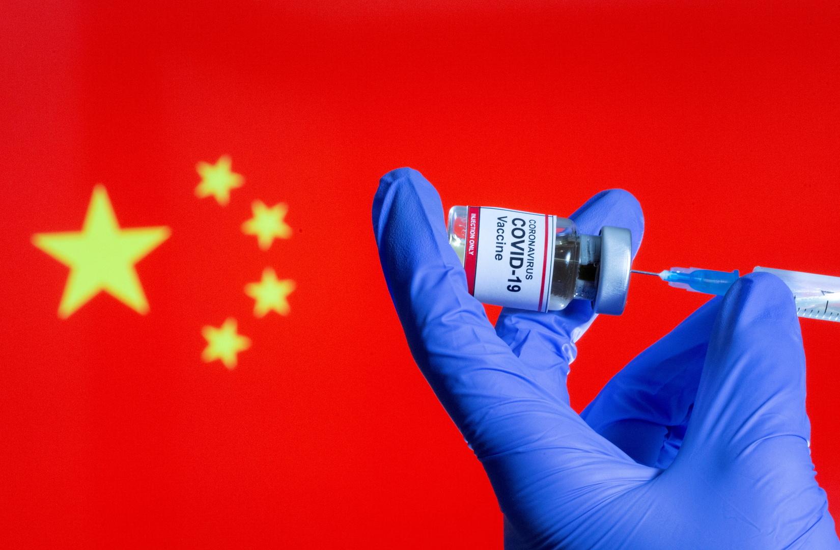 الصين تلقح 12.4 مليون شخص ضد كورونا خلال 24 ساعة