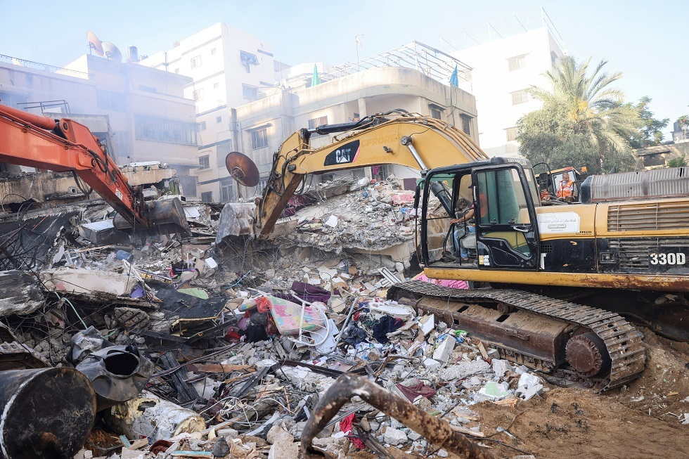 الجيش الإسرائيلي ينشر صورا لمسؤولين كبار في حماس تمت تصفيتهم (صور + فيديو)
