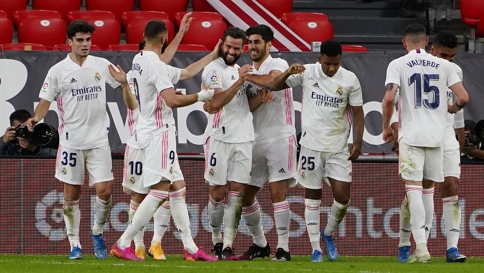 ريال مدريد يتشبث بآماله حتى الرمق الأخير.. فيديو